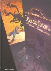 Wondertown -1HC- Bienvenue à Wondertown - Édition Hors Commerce