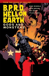 B.P.R.D. Hell on Earth (2010) -INT02- Gods and Monsters
