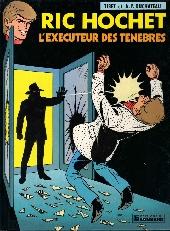 Ric Hochet -49- L'exécuteur des ténèbres