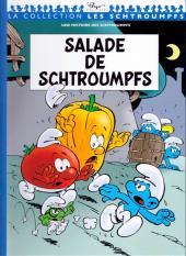 Les schtroumpfs - Collection Télé 7 jours -12- Salade de Schtroumpfs