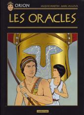 Orion - La collection (Hachette) -4- Les Oracles