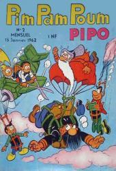 Pim Pam Poum (Pipo - Mensuel) -2- Mensuel n°002