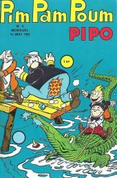 Pim Pam Poum (Pipo - Mensuel) -6- Mensuel n°006