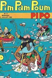 Pim Pam Poum (Pipo - Mensuel) -8- Mensuel n°008