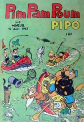 Pim Pam Poum (Pipo - Mensuel) -9- Mensuel n°009