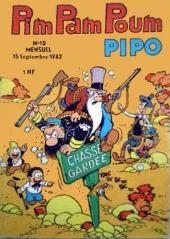 Pim Pam Poum (Pipo - Mensuel) -10- Mensuel n°010