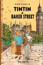(AUT) Hergé -111a05- Tintin à Baker Street