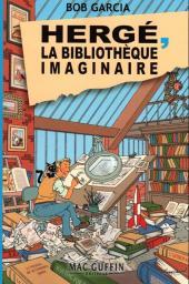(AUT) Hergé -112- Hergé, la bibliothèque imaginaire