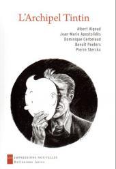 (AUT) Hergé -85a- L'archipel tintin