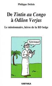 (DOC) Études et essais divers - De Tintin au Congo à Odilon Verjus - Le missionnaire, héros de la BD belge