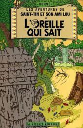 Les aventures de Saint-Tin et son ami Lou -3- L'oreille qui sait