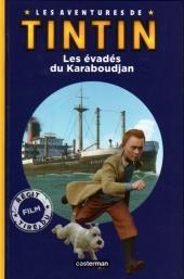 Tintin - Divers -C4 1- Les évadés du Karaboudjan