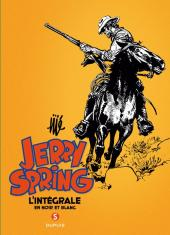 Jerry Spring (L'intégrale en noir et blanc)
