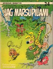 Spirous äventyr -24- Jag Marsupilami