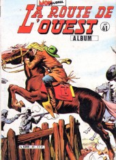 La route de l'Ouest -Rec41- Album n°41 (du n°121 au n°123)