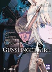 Gunslinger Girl -14- Tome 14