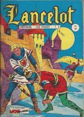 Lancelot (Mon Journal) -58- Le complot de Badajoz