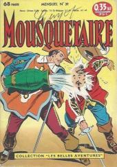 Mousquetaire -39- L'Épée des braves