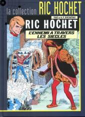 Ric Hochet - La collection (Hachette) -26- L'ennemi à travers les siècles