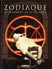 Zodiaque (Delcourt) -7- Le Jugement de la Balance