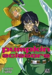 Pumpkin scissors -1- Tome 1