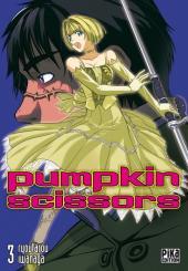 Pumpkin scissors -3- Tome 3