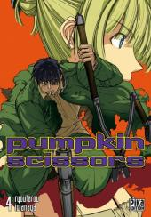 Pumpkin scissors -4- Tome 4