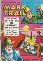 Mark Trail -4- Le mystère du canyon de la Lune