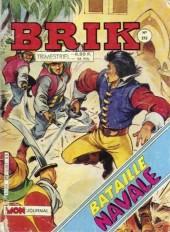 Brik (Mon journal) -213- Le fantôme de Zoraïda