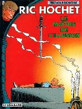 Ric Hochet -52- Le maître de l'illusion