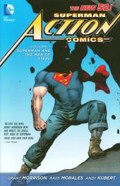 Action Comics (2011) -INT01- Superman and the Men of Steel