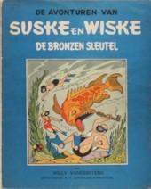 Suske en Wiske -15- De bronzen sleutel