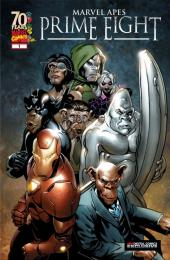 Marvel Apes Prime Eight