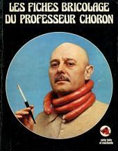 Les fiches bricolages - Les Fiches bricolages du Professeur Choron