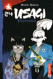 Usagi Yojimbo -24- Volume 24