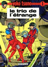Yoko Tsuno -1b93- Le trio de l'étrange