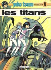 Yoko Tsuno -8a84- Les titans