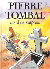 Pierre Tombal -7a1998- Cas d'os surprise