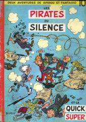 Spirou et Fantasio -10'- Les pirates du silence