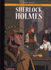 Sherlock Holmes (Les Archives secrètes de) -2- Le Club de la mort