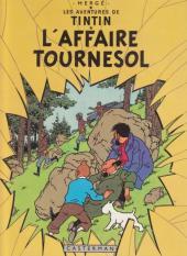Tintin (Historique) -18C1- L'affaire Tournesol
