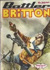 Battler Britton (Imperia) -39- Les trois rounds