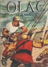 Olac le gladiateur -36- Numéro 36