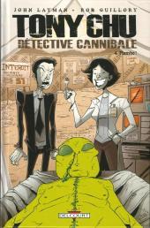 Tony Chu - Détective cannibale -4- Flambé !