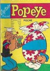 Popeye (Cap'tain présente) -152- Les pirates de la ba