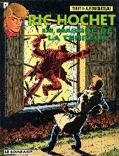 Ric Hochet -54- Le masque de la terreur