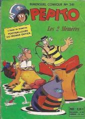 Pepito (1re Série - SAGE) -241- Les deux mémères
