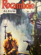 Rocambole -REC2- Album N°2 (n°8 à 10)