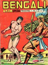 Bengali (Akim Spécial Hors-Série puis Akim Spécial puis) -40- Le cimetière des dinosaures