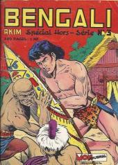 Bengali (Akim Spécial Hors-Série puis Akim Spécial puis) -3- Le trésor de la jungle